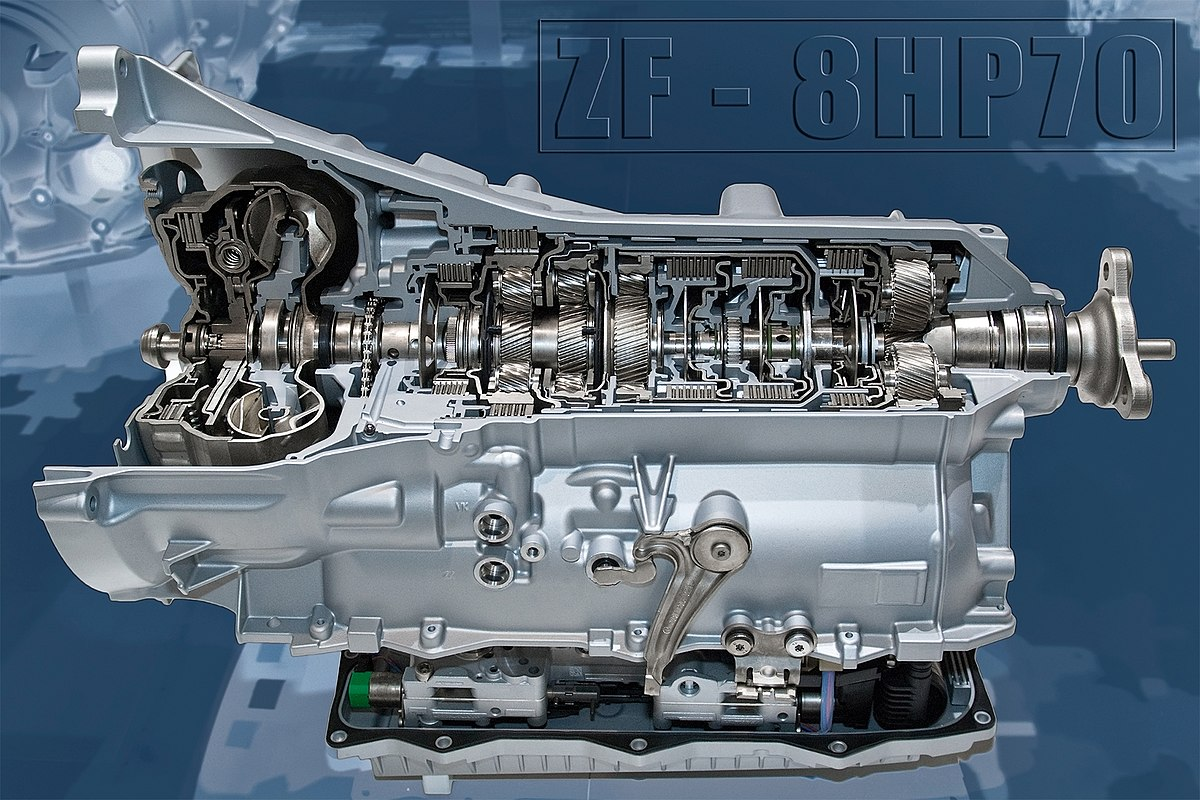 Zf 8hp Transmission Wikipedia