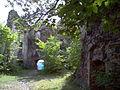 Zamek Gryf, Proszówka, zamek górny 2.JPG