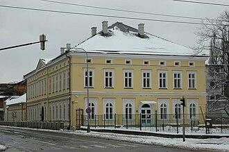 Vítkovice (Ostrava) - Rothschild Palace