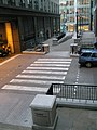 Zebra crossing in Primrose Street - geograph.org.uk - 1019409.jpg