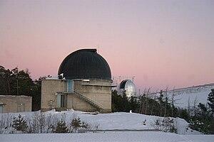 V. P. Engel'gardt Astronomical Observatory - Image: Zelenchukskaya Station