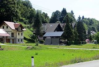 Zgornja Lipnica Place in Upper Carniola, Slovenia