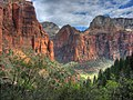 Zion Canyon, Red Arch Mountain.jpg