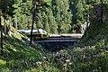 Zirl - Mittenwaldbahn - Brücke zwischen Pflegerbach und Lehenviadukt mit S5.jpg