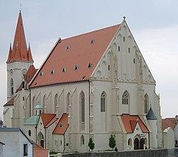 Znojmo - St. Nicholas Church