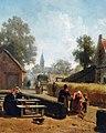 Zomermiddagvermaak Cornelis Willem Hoevenaar (1802-1873).jpg