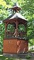 Zwierzyniec, dzwonnica przy kościele św. Jana Nepomucena.jpg