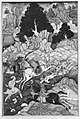"""Akbar Hunting"", Folio from an Akbarnama (History of Akbar) MET 11050.jpg"