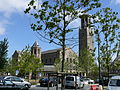 """""""Onbevlekt Hart van Maria en H.Margareta"""", parochiekerk van Knokke, Pastoor Opdedrinckplein, Knokke (Knokke-Heist).JPG"""
