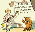 """""""RESOLVED"""" detail, from- Friend of the Comic People 1906 (cropped).jpg"""