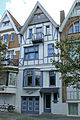"""Villa Bagatelle"", samenstel van twee rijhuizen, Poststraat 12, Duinbergen (Knokke-Heist).JPG"