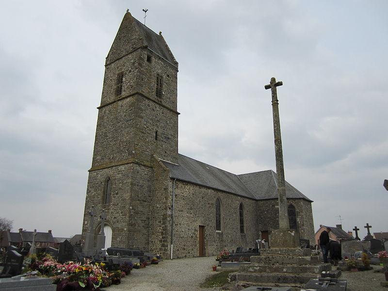Église Notre-Dame de fr:La Ronde-Haye