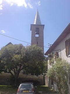 Montclar, Alpes-de-Haute-Provence Commune in Provence-Alpes-Côte dAzur, France