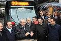 Élus devant tram inaugural T6 par Cramos.JPG