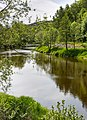 Örekilsälven downstream from Kviström in Munkedal 7.jpg