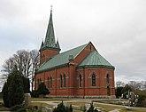 Fil:Östra Grevie kyrka 2010.jpg