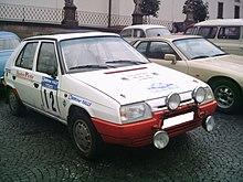 Monte Carlo Car >> Škoda Favorit - Wikipedia