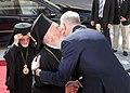 Συνάντηση με τον Οικουμενικό Πατριάρχη κ.κ. Βαρθολομαίο (5876525299).jpg
