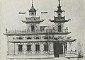 Боковой фасад. Храм в урочище Кецин Булук.jpg