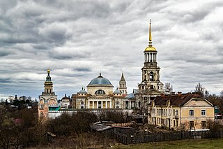 Torzhok Town of oblast significance in Tver Oblast, Russia