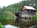 Бывшая водяная мельница у деревни Турунгурт - panoramio.jpg