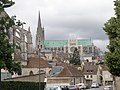 Вид на шартрский собор от церкви сен-Пьер - panoramio (9).jpg