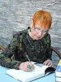 В. П. Полухина на презентации книги 20 05 2015.jpg