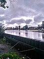 Галерная гавань под пасмурным небом.jpg
