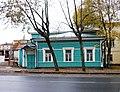 Дом по улице Кирова, 13. Петрозаводск. Вид с улицы..JPG