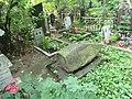 Захоронение Захаровых-Постниковой на Ваганьковском кладбище..jpg