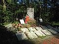Кобона, воинский мемориал, братская могила03.jpg