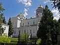 Луцьк - Костел монастиря бернардинів (Троїцький кафедральний собор) P1070809.JPG