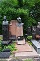 Могила Мілютенка Д. Є., народного артиста DSC 0294.jpg