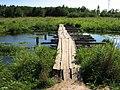 Мост через реку Парицу, приток Ижоры - panoramio.jpg