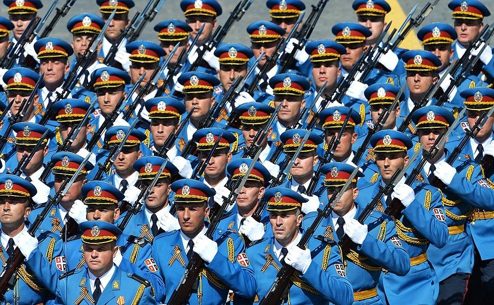 Парад в честь 70-летия Великой Победы - 38