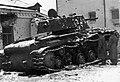 Подбитый у тюрьмы города Венёв советский танк КВ-1.jpg