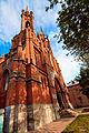 Польский костел, гл вход.jpg