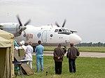 Реанімаційно-операційний літак Повітряних Сил ЗС України Ан-26 «Віта» (26588018614).jpg