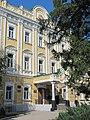 Рязанский государственный университет, старое здание, главный вход.JPG