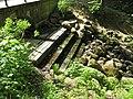 Сергиевка. Мост-плотина в овраге западнее дворца 01.jpg