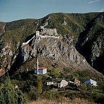 Средњовековни град Милешевац са околином - засеок Хисарџик.jpg