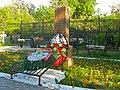 Стрельна, Сергиевское кладбище, братская могила01.jpg
