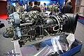 ТВ3-117ВМА-СБМ1В турбовальный двигатель для вертолетов - МАКС-2009 01.jpg