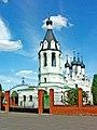 Церковь Иконы Божией Матери Знамение в Кузьминском - panoramio.jpg