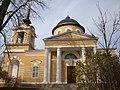 Церковь Михаила Архангела - 200 лет со дня рождения поэта.JPG