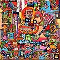 אינתיפאדה של סוכריות מאת קרן שפילשר, 2003.jpg