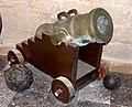 מרגמת ברונזה ממעגן דרומי בדור-מוזיאון המזגגה בקיבוץ נחשולים.JPG