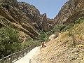 به طرف آبشار مارگون The Waterfall Margoon - panoramio.jpg