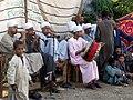 مظاهر الاحتفال بالزفاف في صعيد مصر والمزمار.jpg