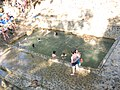 น้ำพุร้อนหินดาด Hindad Hotspring - panoramio (2).jpg
